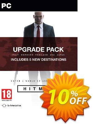 Hitman Upgrade Pack PC discount coupon Hitman Upgrade Pack PC Deal - Hitman Upgrade Pack PC Exclusive Easter Sale offer for iVoicesoft