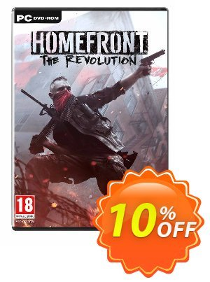 Homefront: The Revolution PC discount coupon Homefront: The Revolution PC Deal - Homefront: The Revolution PC Exclusive Easter Sale offer for iVoicesoft