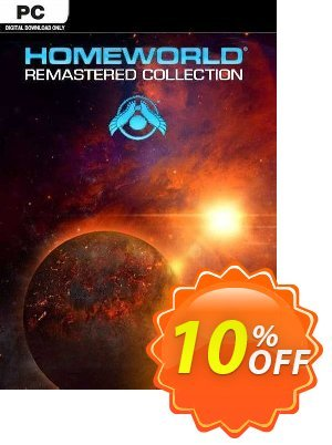 Homeworld Remastered Collection PC 프로모션 코드 Homeworld Remastered Collection PC Deal 프로모션: Homeworld Remastered Collection PC Exclusive Easter Sale offer for iVoicesoft