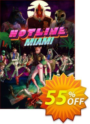 Hotline Miami PC discount coupon Hotline Miami PC Deal - Hotline Miami PC Exclusive Easter Sale offer for iVoicesoft