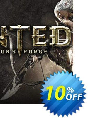 Hunted The Demon's Forge PC Coupon, discount Hunted The Demon's Forge PC Deal. Promotion: Hunted The Demon's Forge PC Exclusive Easter Sale offer for iVoicesoft