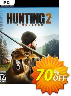 Hunting Simulator 2 PC 프로모션 코드 Hunting Simulator 2 PC Deal 프로모션: Hunting Simulator 2 PC Exclusive Easter Sale offer for iVoicesoft