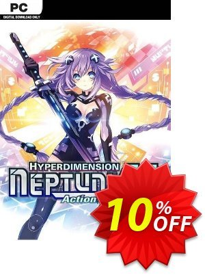 Hyperdimension Neptunia U Action Unleashed PC Coupon discount Hyperdimension Neptunia U Action Unleashed PC Deal. Promotion: Hyperdimension Neptunia U Action Unleashed PC Exclusive Easter Sale offer for iVoicesoft