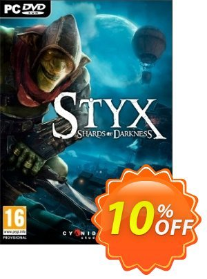 Styx: Shards of Darkness PC discount coupon Styx: Shards of Darkness PC Deal - Styx: Shards of Darkness PC Exclusive offer for iVoicesoft
