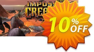 Impossible Creatures Steam Edition PC 優惠券,折扣碼 Impossible Creatures Steam Edition PC Deal,促銷代碼: Impossible Creatures Steam Edition PC Exclusive Easter Sale offer for iVoicesoft