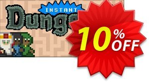 Instant Dungeon! PC 프로모션 코드 Instant Dungeon! PC Deal 프로모션: Instant Dungeon! PC Exclusive Easter Sale offer for iVoicesoft