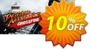 Jagged Alliance Crossfire PC discount coupon Jagged Alliance Crossfire PC Deal - Jagged Alliance Crossfire PC Exclusive Easter Sale offer for iVoicesoft