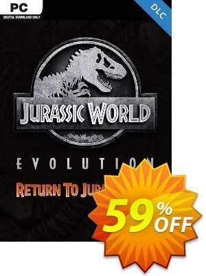 Jurassic World Evolution PC: Return To Jurassic Park DLC 프로모션 코드 Jurassic World Evolution PC: Return To Jurassic Park DLC Deal 프로모션: Jurassic World Evolution PC: Return To Jurassic Park DLC Exclusive Easter Sale offer for iVoicesoft