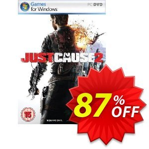 Just Cause 2 (PC) discount coupon Just Cause 2 (PC) Deal - Just Cause 2 (PC) Exclusive Easter Sale offer for iVoicesoft