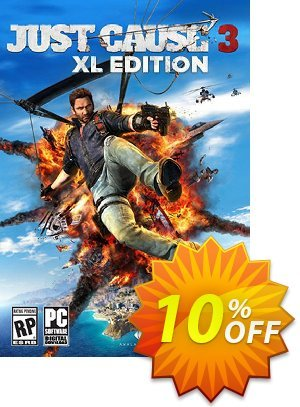 Just Cause 3 XL Edition PC discount coupon Just Cause 3 XL Edition PC Deal - Just Cause 3 XL Edition PC Exclusive Easter Sale offer for iVoicesoft