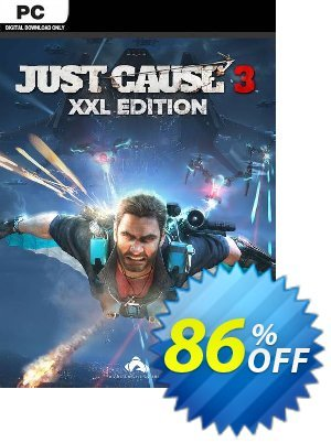 Just Cause 3 XXL PC discount coupon Just Cause 3 XXL PC Deal - Just Cause 3 XXL PC Exclusive Easter Sale offer for iVoicesoft