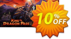 King of Dragon Pass PC discount coupon King of Dragon Pass PC Deal - King of Dragon Pass PC Exclusive Easter Sale offer for iVoicesoft