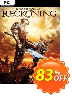 Kingdoms of Amalur: Reckoning (PC) discount coupon Kingdoms of Amalur: Reckoning (PC) Deal - Kingdoms of Amalur: Reckoning (PC) Exclusive Easter Sale offer for iVoicesoft