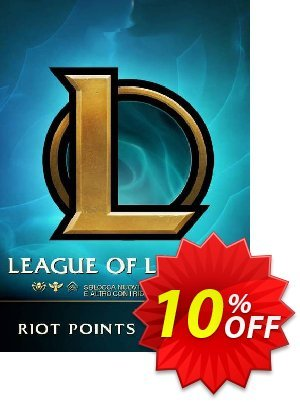 League of Legends 2330 Riot Points (EU - West) discount coupon League of Legends 2330 Riot Points (EU - West) Deal - League of Legends 2330 Riot Points (EU - West) Exclusive Easter Sale offer for iVoicesoft