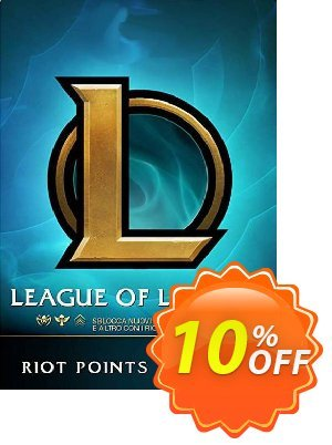 League of Legends 3080 Riot Points (EU - West) discount coupon League of Legends 3080 Riot Points (EU - West) Deal - League of Legends 3080 Riot Points (EU - West) Exclusive Easter Sale offer for iVoicesoft