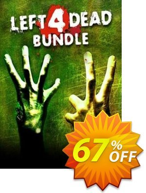 Left 4 Dead Bundle PC割引コード・Left 4 Dead Bundle PC Deal キャンペーン:Left 4 Dead Bundle PC Exclusive Easter Sale offer for iVoicesoft