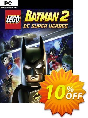Lego Batman 2: DC Super Heroes (PC) discount coupon Lego Batman 2: DC Super Heroes (PC) Deal - Lego Batman 2: DC Super Heroes (PC) Exclusive Easter Sale offer for iVoicesoft