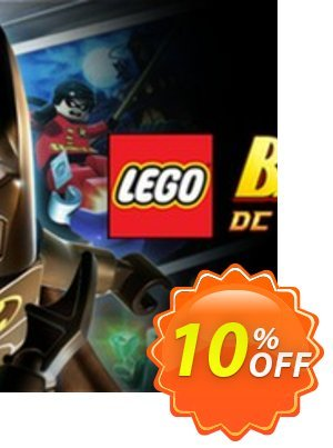 LEGO Batman 2 DC Super Heroes PC discount coupon LEGO Batman 2 DC Super Heroes PC Deal - LEGO Batman 2 DC Super Heroes PC Exclusive Easter Sale offer for iVoicesoft