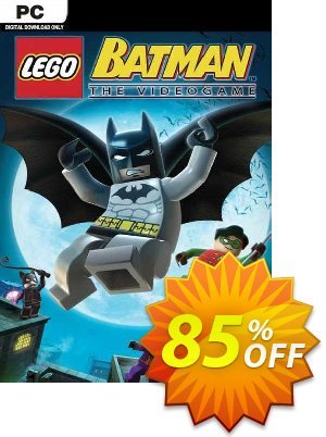 LEGO Batman: The Videogame PC discount coupon LEGO Batman: The Videogame PC Deal - LEGO Batman: The Videogame PC Exclusive Easter Sale offer for iVoicesoft