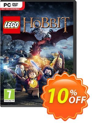 LEGO The Hobbit PC discount coupon LEGO The Hobbit PC Deal - LEGO The Hobbit PC Exclusive Easter Sale offer for iVoicesoft