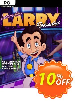 Leisure Suit Larry in the Land of the Lounge Lizards Reloaded PC discount coupon Leisure Suit Larry in the Land of the Lounge Lizards Reloaded PC Deal - Leisure Suit Larry in the Land of the Lounge Lizards Reloaded PC Exclusive Easter Sale offer for iVoicesoft