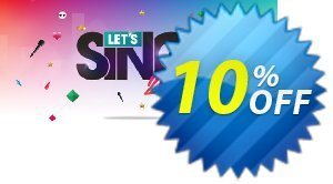 Let's Sing 2016 PC 프로모션 코드 Let's Sing 2016 PC Deal 프로모션: Let's Sing 2016 PC Exclusive Easter Sale offer for iVoicesoft