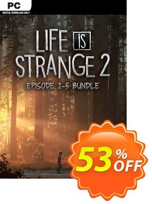 Life is Strange 2 - Episodes 2-5 Bundle PC 프로모션 코드 Life is Strange 2 - Episodes 2-5 Bundle PC Deal 프로모션: Life is Strange 2 - Episodes 2-5 Bundle PC Exclusive Easter Sale offer for iVoicesoft