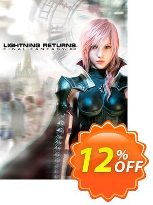 Lightning Returns: Final Fantasy XIII 13 (PC) discount coupon Lightning Returns: Final Fantasy XIII 13 (PC) Deal - Lightning Returns: Final Fantasy XIII 13 (PC) Exclusive Easter Sale offer for iVoicesoft