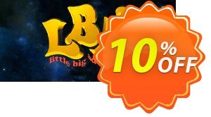 Little Big Adventure 2 PC割引コード・Little Big Adventure 2 PC Deal キャンペーン:Little Big Adventure 2 PC Exclusive Easter Sale offer for iVoicesoft