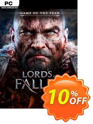 Lords of the Fallen Game of the Year Edition PC 프로모션 코드 Lords of the Fallen Game of the Year Edition PC Deal 프로모션: Lords of the Fallen Game of the Year Edition PC Exclusive Easter Sale offer for iVoicesoft