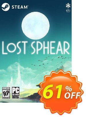 Lost Sphear PC 優惠券,折扣碼 Lost Sphear PC Deal,促銷代碼: Lost Sphear PC Exclusive Easter Sale offer for iVoicesoft