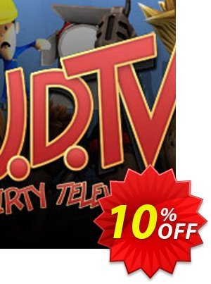 M.U.D. TV PC Coupon discount M.U.D. TV PC Deal. Promotion: M.U.D. TV PC Exclusive Easter Sale offer for iVoicesoft