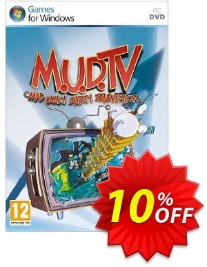 M.U.D TV (PC) 프로모션 코드 M.U.D TV (PC) Deal 프로모션: M.U.D TV (PC) Exclusive Easter Sale offer for iVoicesoft