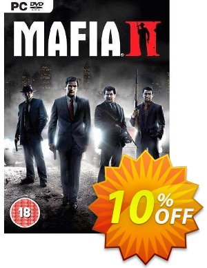 Mafia II 2 (PC) Coupon discount Mafia II 2 (PC) Deal. Promotion: Mafia II 2 (PC) Exclusive Easter Sale offer for iVoicesoft