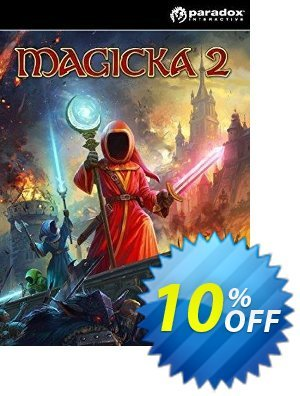 Magicka 2 Deluxe Edition PC discount coupon Magicka 2 Deluxe Edition PC Deal - Magicka 2 Deluxe Edition PC Exclusive Easter Sale offer for iVoicesoft