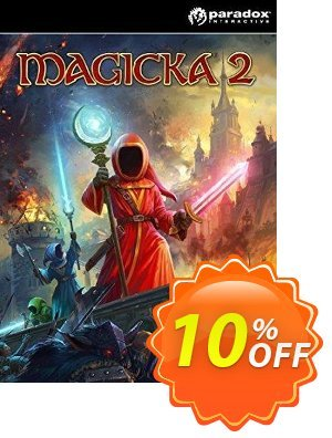 Magicka 2 PC 프로모션 코드 Magicka 2 PC Deal 프로모션: Magicka 2 PC Exclusive Easter Sale offer for iVoicesoft