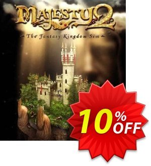 Majesty 2 (PC) 프로모션 코드 Majesty 2 (PC) Deal 프로모션: Majesty 2 (PC) Exclusive Easter Sale offer for iVoicesoft