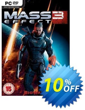 Mass Effect 3 PC discount coupon Mass Effect 3 PC Deal - Mass Effect 3 PC Exclusive Easter Sale offer for iVoicesoft