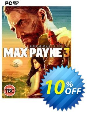 Max Payne 3 (PC) 프로모션 코드 Max Payne 3 (PC) Deal 프로모션: Max Payne 3 (PC) Exclusive Easter Sale offer for iVoicesoft