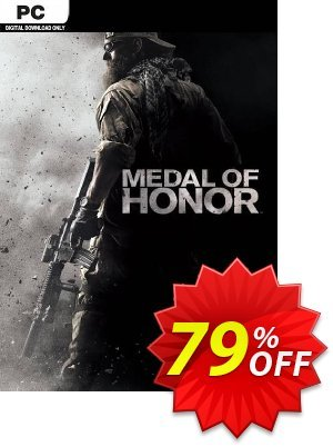 Medal of Honor PC discount coupon Medal of Honor PC Deal - Medal of Honor PC Exclusive Easter Sale offer for iVoicesoft