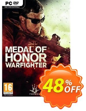 Medal of Honor Warfighter PC discount coupon Medal of Honor Warfighter PC Deal - Medal of Honor Warfighter PC Exclusive Easter Sale offer for iVoicesoft