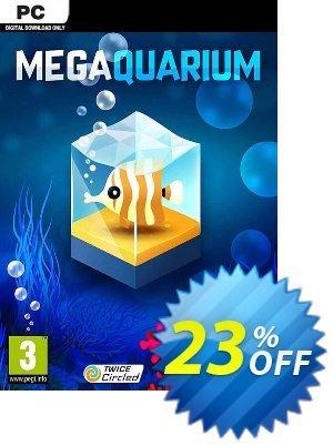 Megaquarium PC Coupon discount Megaquarium PC Deal. Promotion: Megaquarium PC Exclusive Easter Sale offer for iVoicesoft