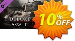 Men of War Assault Squad 2 Deluxe Edition upgrade PC discount coupon Men of War Assault Squad 2 Deluxe Edition upgrade PC Deal - Men of War Assault Squad 2 Deluxe Edition upgrade PC Exclusive Easter Sale offer for iVoicesoft