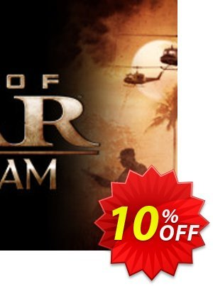 Men of War Vietnam PC discount coupon Men of War Vietnam PC Deal - Men of War Vietnam PC Exclusive Easter Sale offer for iVoicesoft