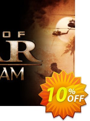 Men of War Vietnam PC 프로모션 코드 Men of War Vietnam PC Deal 프로모션: Men of War Vietnam PC Exclusive Easter Sale offer for iVoicesoft