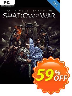 Middle Earth Shadow of War - Starter Bundle PC discount coupon Middle Earth Shadow of War - Starter Bundle PC Deal - Middle Earth Shadow of War - Starter Bundle PC Exclusive Easter Sale offer for iVoicesoft