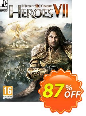 Might & Magic Heroes VII 7 PC discount coupon Might & Magic Heroes VII 7 PC Deal - Might & Magic Heroes VII 7 PC Exclusive Easter Sale offer for iVoicesoft