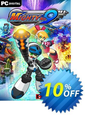 Mighty No. 9 PC Coupon, discount Mighty No. 9 PC Deal. Promotion: Mighty No. 9 PC Exclusive Easter Sale offer for iVoicesoft