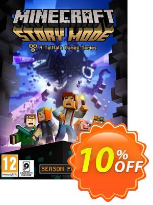 Minecraft Story Mode - A Telltale Games Series (PC) 프로모션 코드 Minecraft Story Mode - A Telltale Games Series (PC) Deal 프로모션: Minecraft Story Mode - A Telltale Games Series (PC) Exclusive Easter Sale offer for iVoicesoft