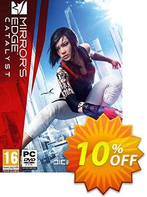Mirror's Edge Catalyst PC 프로모션 코드 Mirror's Edge Catalyst PC Deal 프로모션: Mirror's Edge Catalyst PC Exclusive Easter Sale offer for iVoicesoft